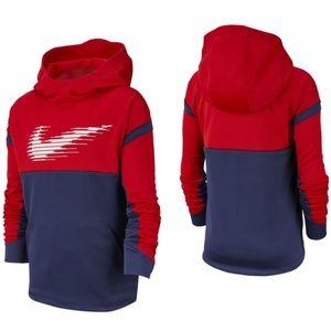 Nike Shirts & Tops - Nike Therma Hoodie Boys XL
